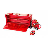 Грузовик-транспортер для мини-гонщиков Тачки 3 Hot Wheels Mattel, фото 1