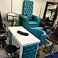 Комплект мебели для маникюра/педикюра Ice Queen, фото 10