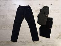 Котоновые брюки для мальчиков Seagull 116-146 cм