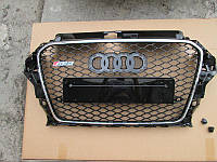 Решетка радиатора Audi A3 (2011- ), фото 1