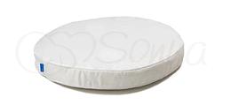 Матрас в детскую круглую кроватку ТМ Маленькая Соня 70х70 см