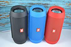 JBL Charge 2+ | 15 Вт | Bluetooth 3.0 в ПОДАРОК ПРОВОДНЫЕ НАУШНИКИ Air Pods, фото 3