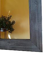 Зеркало в багетной раме  60 х  80см, фото 1