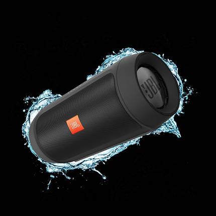 JBL Charge 2+ | 15 Вт | Bluetooth 3.0 в ПОДАРОК ПРОВОДНЫЕ НАУШНИКИ Air Pods, фото 2