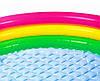 Пляжный Надувной Детский Бассейн Яркий Солнечный Закат для Купания и Отдыха от 1 до 3 Лет, фото 2