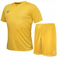Форма футбольная SWIFT VITTORIA Cooltech (р. S, M, L, XL, XXL) Желтая.