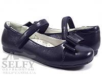 Туфли школьные для девочки Н108,31-36 раз