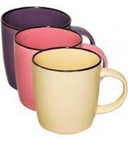 Чашки, склянки, глечики, графини