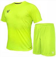 Форма футбольная SWIFT VITTORIA Cooltech (р. S, M, L, XL, XXL) Лимонная.