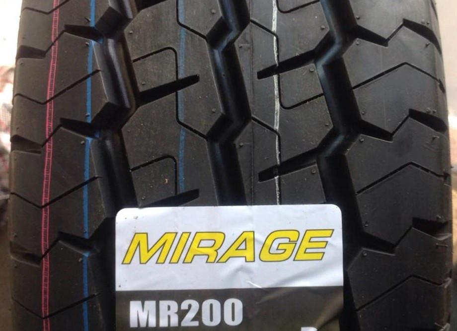Легкогрузовые шины Mirage MR-200, 195/75 R16c
