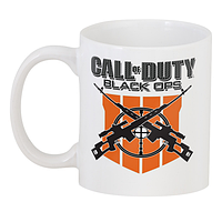 Кружка GeekLand Call of Duty Black Ops 4