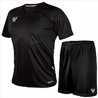 Форма футбольная SWIFT VITTORIA Cooltech (р. S, M, L, XL, XXL) Черный