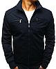 Мужская демисезонная куртка №2 Чёрный, фото 2