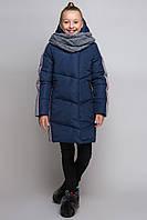 Зимняя куртка и шарф-снуд, фото 1