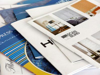 Печать цветных брошюр в Днепре