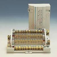 KJ01D Блок распределительный 160A, 4п, 9,5мод., hager