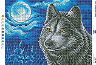 Схема для вишивки бісером вовки в Украине. Сравнить цены 83dc1f46d8620