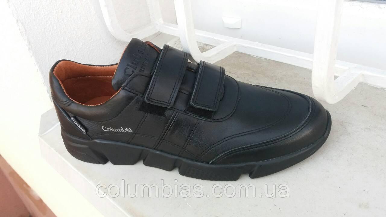Обувь кроссовки мужская Colambia на липучках