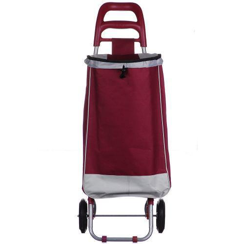 Тачка сумка с колесиками кравчучка металл 94см MH-2079 Vine