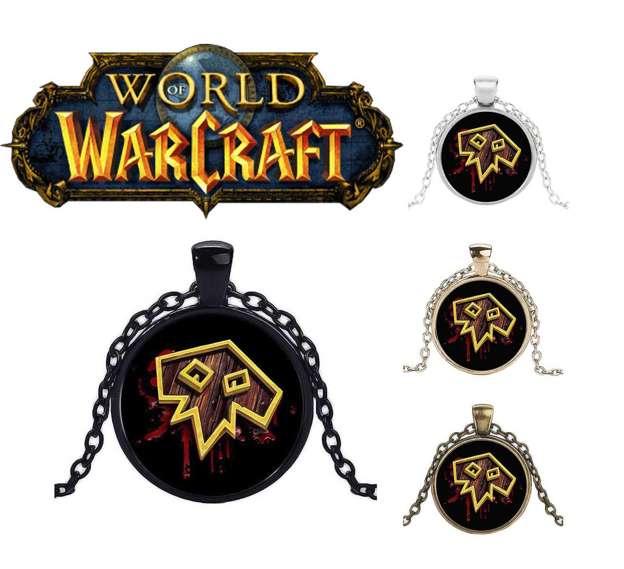 Кулон Шаман Warcraft Варкрафт