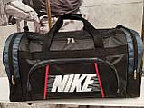 (34*64)Спортивная Дорожная сумка NIKE только оптом , фото 2