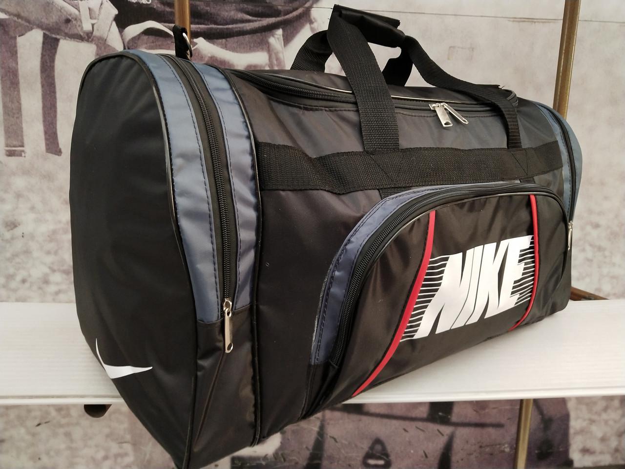 (34*64)Спортивная Дорожная сумка NIKE только оптом