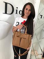 Женская сумка с карманами арт.070