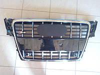Решетка радиатора AUDI A4 стиль S4 (2008-2011), фото 1