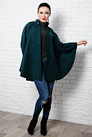 Кашемировое женское пончо Клоди, фото 1