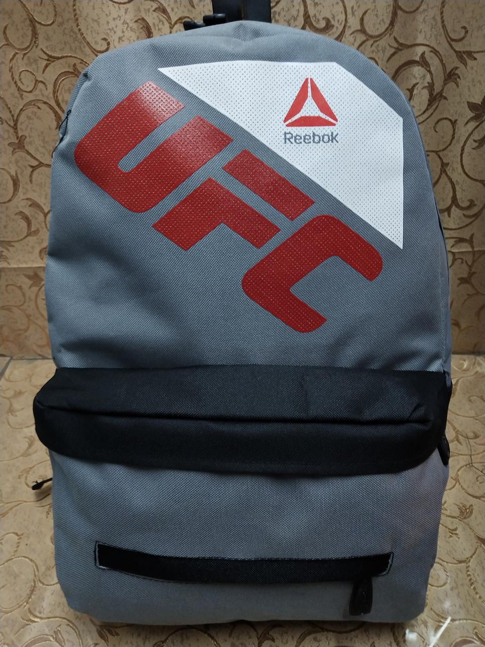 0e61e7a9abc0 Рюкзак UFC-reebok новинки спортивный спорт городской стильный Школьный  рюкзак только оптом - интернет магазин