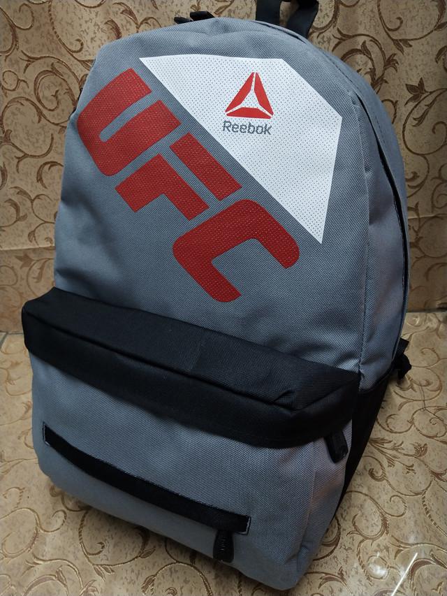 24d0e56d398c Рюкзак UFC-reebok новинки спортивный спорт городской стильный Школьный  рюкзак только оптом