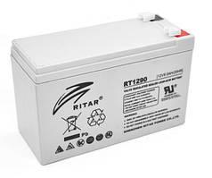 Акумулятор AGM RITAR RT1290 12V 9Ah