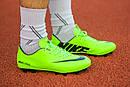 Бутсы Nike Mercurial (салатовые) 1004(реплика), фото 6