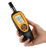 Цифровой термометр-гигрометр HT-96 для ежедневного контроля влажности и температуры