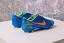 Бутсы Nike Mercurial  X  (Синие) 1008(реплика), фото 7