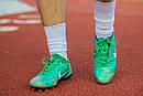 Бутсы Nike Mercurial  X (Зеленые) 1009(реплика), фото 2