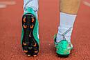 Бутсы Nike Mercurial  X (Зеленые) 1009(реплика), фото 3
