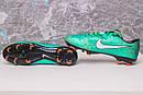 Бутсы Nike Mercurial  X (Зеленые) 1009(реплика), фото 5