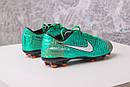 Бутсы Nike Mercurial  X (Зеленые) 1009(реплика), фото 6