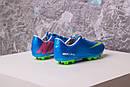 Бутсы Nike Mercurial (синие) 1005(реплика), фото 6