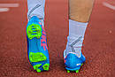 Бутсы Nike Mercurial (синие) 1005(реплика), фото 7
