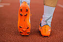 Бутсы Nike Mercurial  X (Оранжевый) 1010(реплика), фото 2