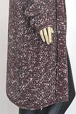 жіночий кардиган з подовженими рукавами , фото 2