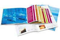 Печать брошюр тираж