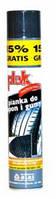 Чернитель резины PLAK 500 мл. аэрозоль Atas