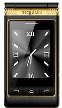 Мобильный телефон TKEXUN  G10 black