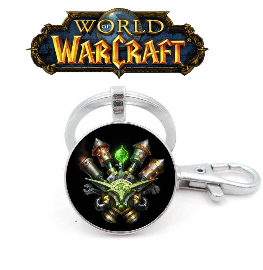 Брелок Гоблины Warcraft Варкрафт