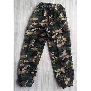 Камуфлажные штаны для мальчиков, фото 2