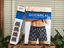 Мужские боксеры стрейчевые из бамбука  Марка  «DOOMILAI» Арт.D-01120, фото 3