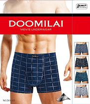 Мужские стрейчевые боксеры  Марка «DOOMILAI» Арт.D-01165, фото 2